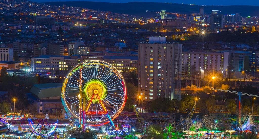 ... Eat and Visit in Ankara