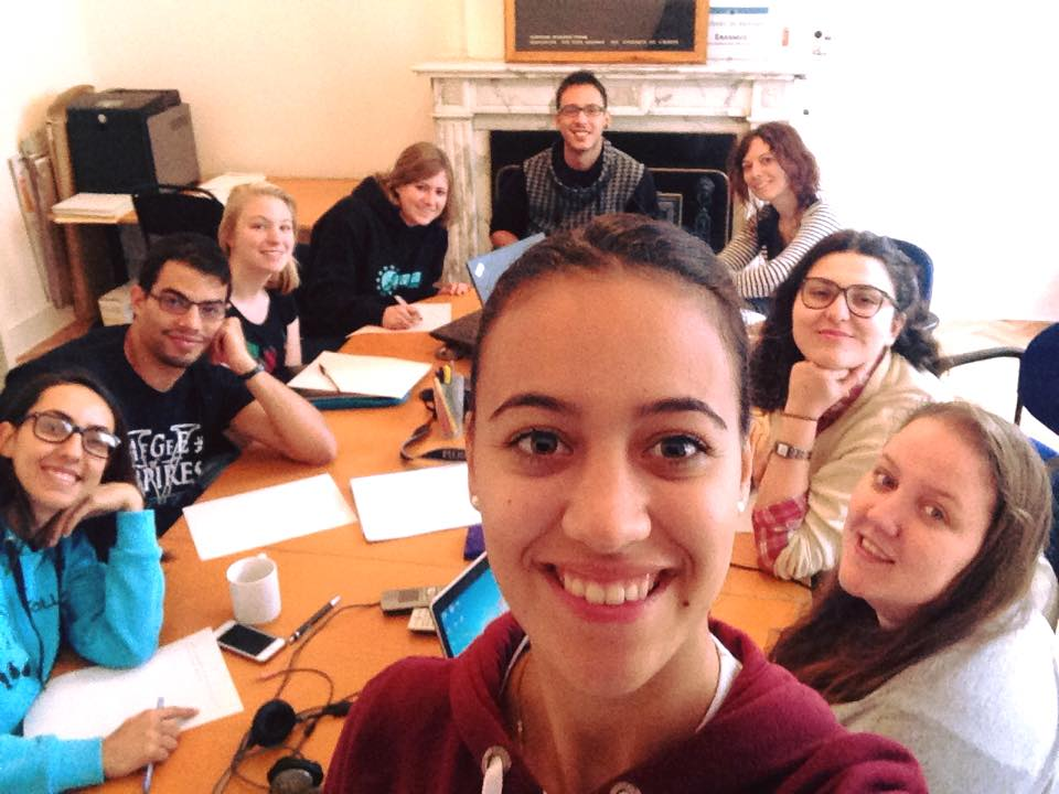The Action Agenda Coordination Committee: AEGEE ACTs!