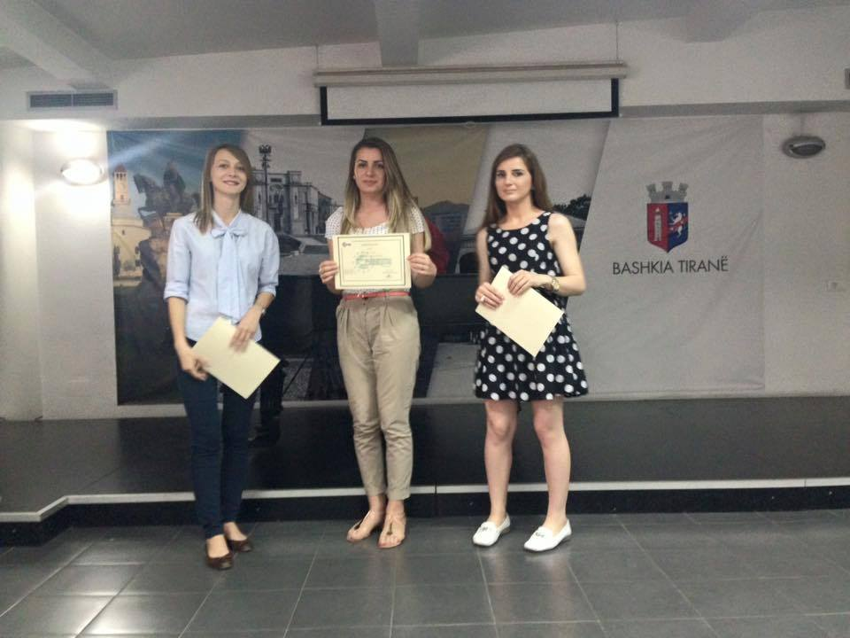 "ACTive Local of the Month of July AEGEE-Tiranë: ""Keep Focusing on Thematic Activities and on the Action Agenda"""