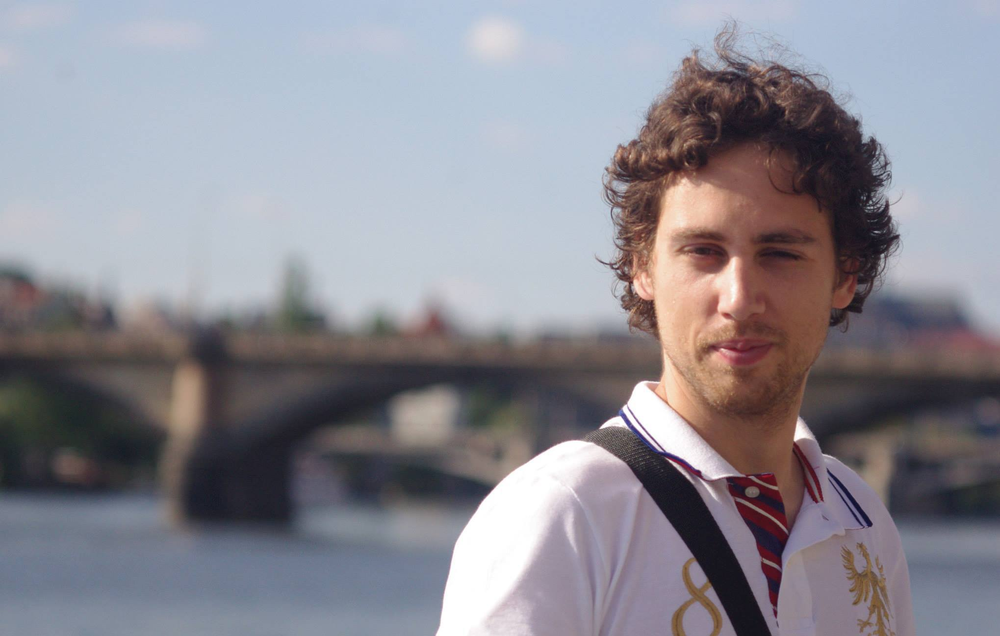 Interview with Pavel Zbornik, EU Official and AEGEE Member