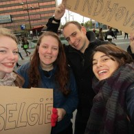 AEGEE-Nijmegen and their hitchhike to Bruges: AEGEEans' spirit on highways of Europe