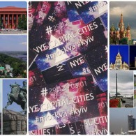 Celebrate the New Year with AEGEE-Kyiv and AEGEE-Moskva… two countries, two Capital Cities!