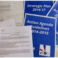 The Action Agenda, the ACT and the new Active Local of the Month award!