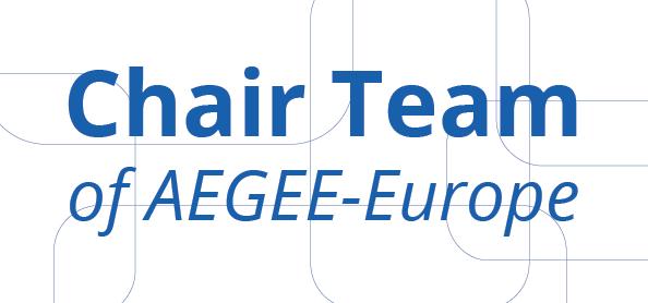 Meet the Chair Team for Autumn Agora Catania 2017