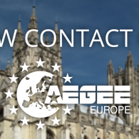 AEGEE Welcomes the New Contact in Canterbury