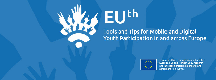 EUth Project – an Online Platform to Enhance the e-Participation of Youngsters