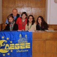 AEGEE-Debrecen's first Human Library