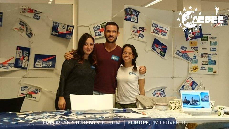 "Member of the Month Alessandro D'Ettorre: ""One of the Greatest Regrets in My Life is Not Having Joined AEGEE Earlier"""