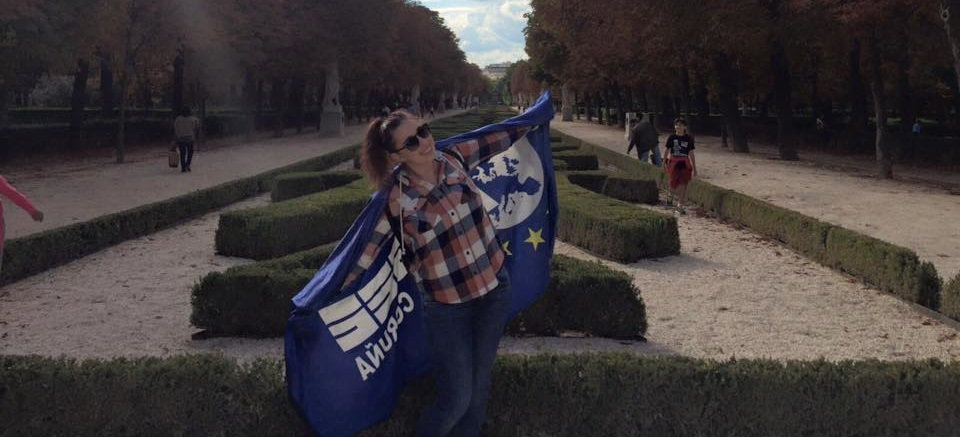 """Alejandra Piot Pérez-Abadín for NetCom: """"I Love Taking Care of People"""""""