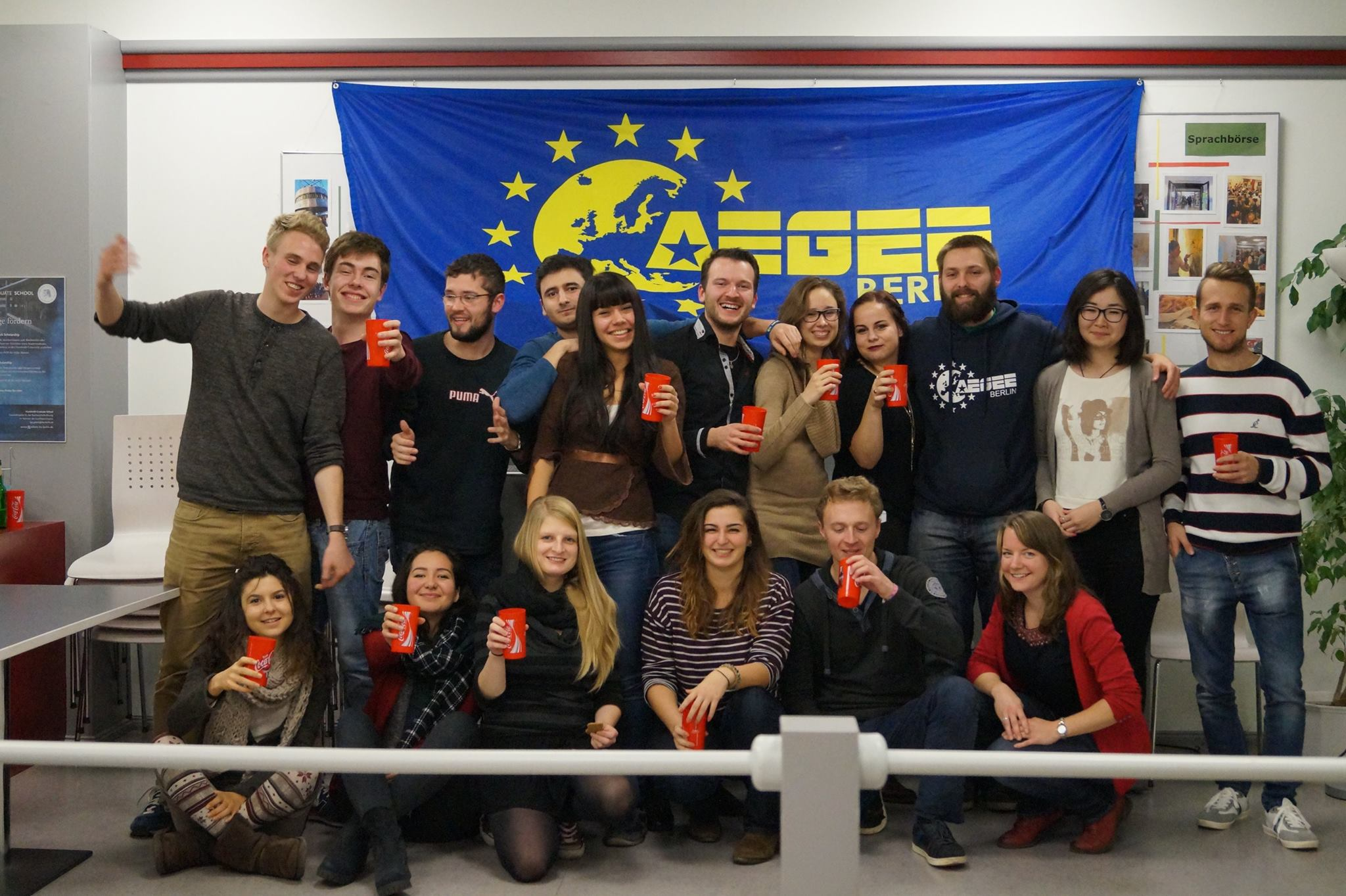 "AEGEE-Berlin, LoM of January: ""We will Continue Spreading our Awesomeness"""