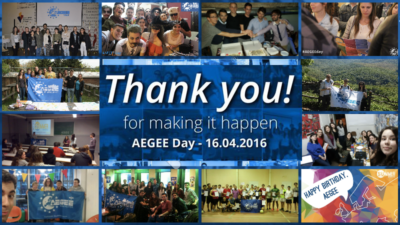 AEGEE Day – The Day to Celebrate AEGEE and What It Stands for