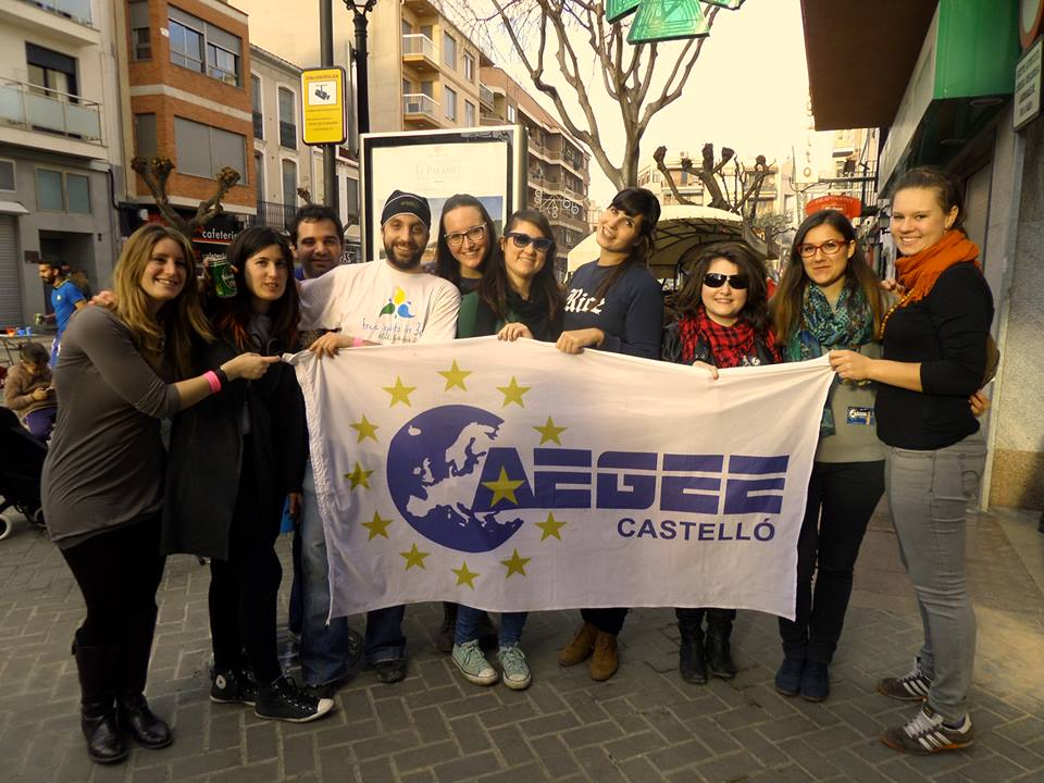"ACTive Local of the Month AEGEE-Castelló: ""AEGEE is a Life Changer!"""