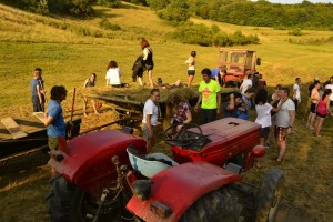rural life during SU