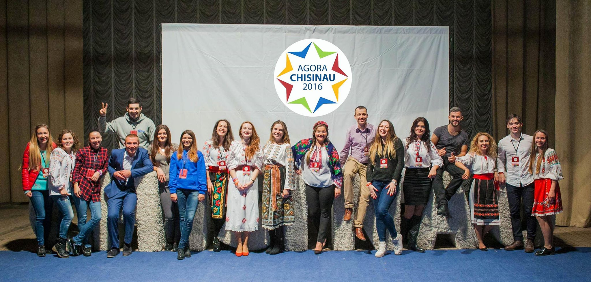 "Local of the Month of October – AEGEE-Chișinău ""Hard Work Pays Off"""