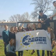 "ACTive LoM of May AEGEE-Lublin: ""The Action Agenda and Strategic Plan Help Us to Build a Better Europe, Because They Set Out an Action Plan"""