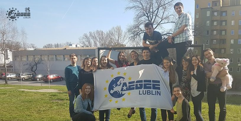 """ACTive LoM of May AEGEE-Lublin: """"The Action Agenda and Strategic Plan Help Us to Build a Better Europe, Because They Set Out an Action Plan"""""""