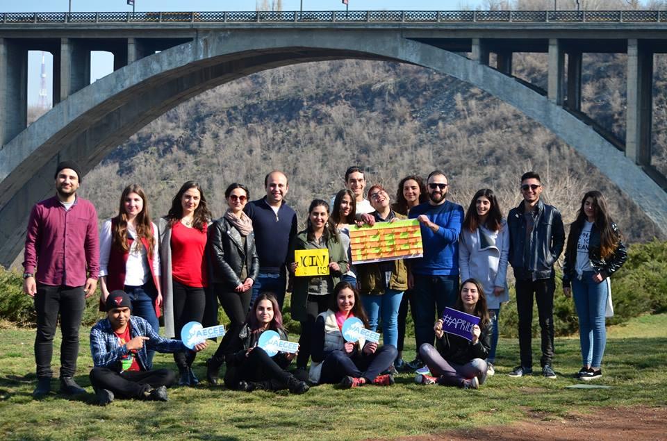 EPM 2018 goes to… AEGEE-Yerevan!
