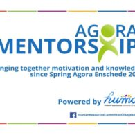 Bigger, Better, Stronger… The Agora Mentorship is back!