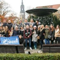 Discrimination0: a Successful Cooperation between AEGEE-Dresden, AEGEE-Lviv and AEGEE-Moskva