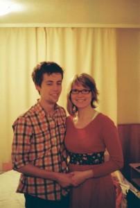 Matthijs and Mayri