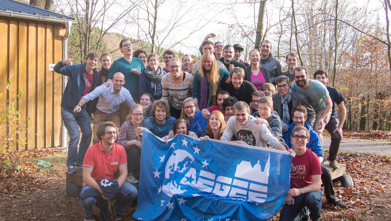 "Local of the Month AEGEE-Aachen: ""We Really Are a Group of Friends"""