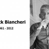 In Memoriam: Frank Biancheri