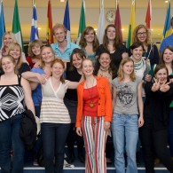 AEGEE-Groningen and their annual meeting with the European Parlament