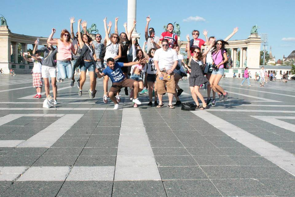 Discovering the 5 elements with AEGEE-Budapest