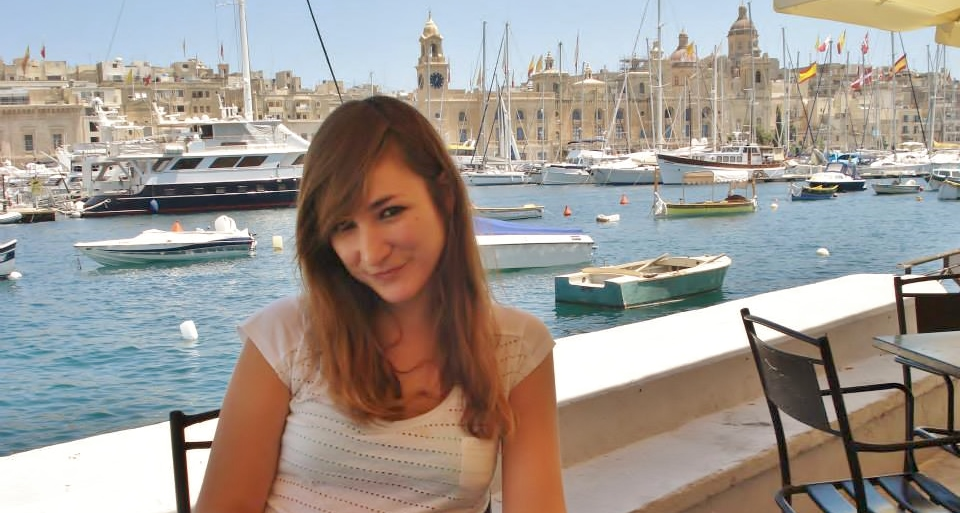 Meet the new Assistant to the Comité Directeur, Louise Pahisa