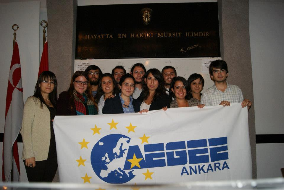 "Local of the Month AEGEE-Ankara ""Every inspirational project needs a thematic background"""
