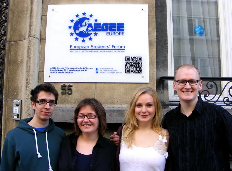 """Balázs Kovács for Network Commission:""""Take up the challenge of contributing to empowering antennae"""""""