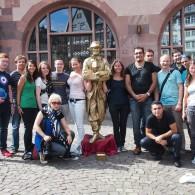 The Frankfurt Spectacular Art and Culture Festival