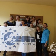 """The sky's the limit"": AEGEE-Kraków on organising several successful events"