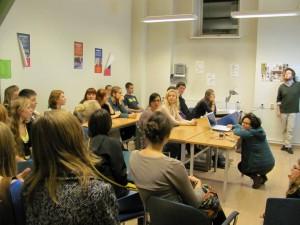 Language course, Euroopa Keeltepäev AEGEE-Tartuga
