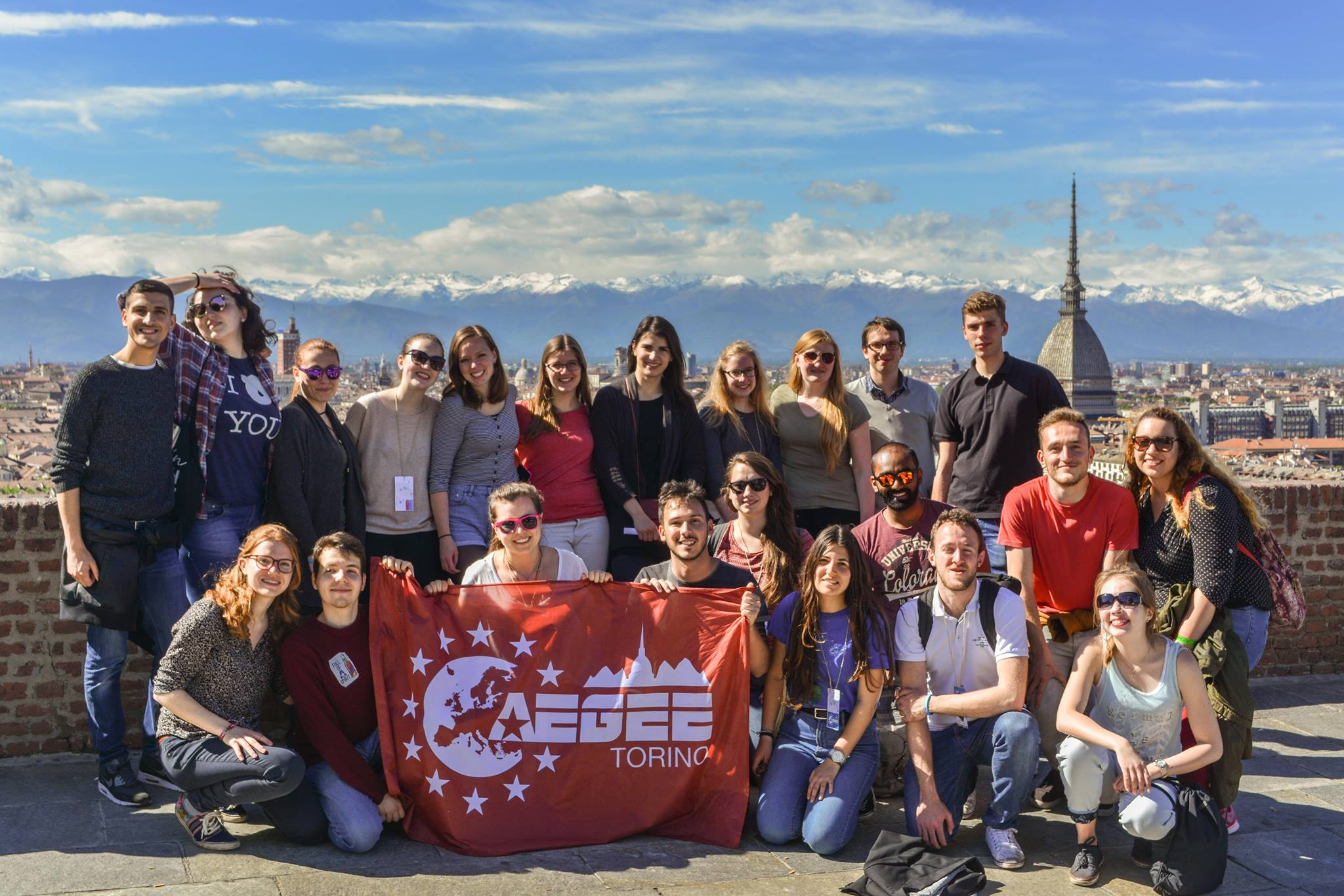 """ACTive Local of the Month of March AEGEE-Torino: """"We Have the Chance to Make a Real and Measurable Impact on Society and It Shouldn't be Wasted"""""""