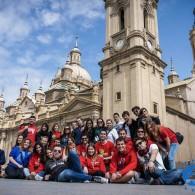 Next Challenge for AEGEE-Zaragoza: Autumn NWM 2014