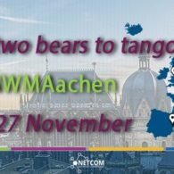 "NWM Aachen – ""It Takes Two Bears to Tango"""