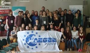 AEGEEan Members LTC Poznan