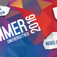 Motivation Letters for future Summer Universities participants