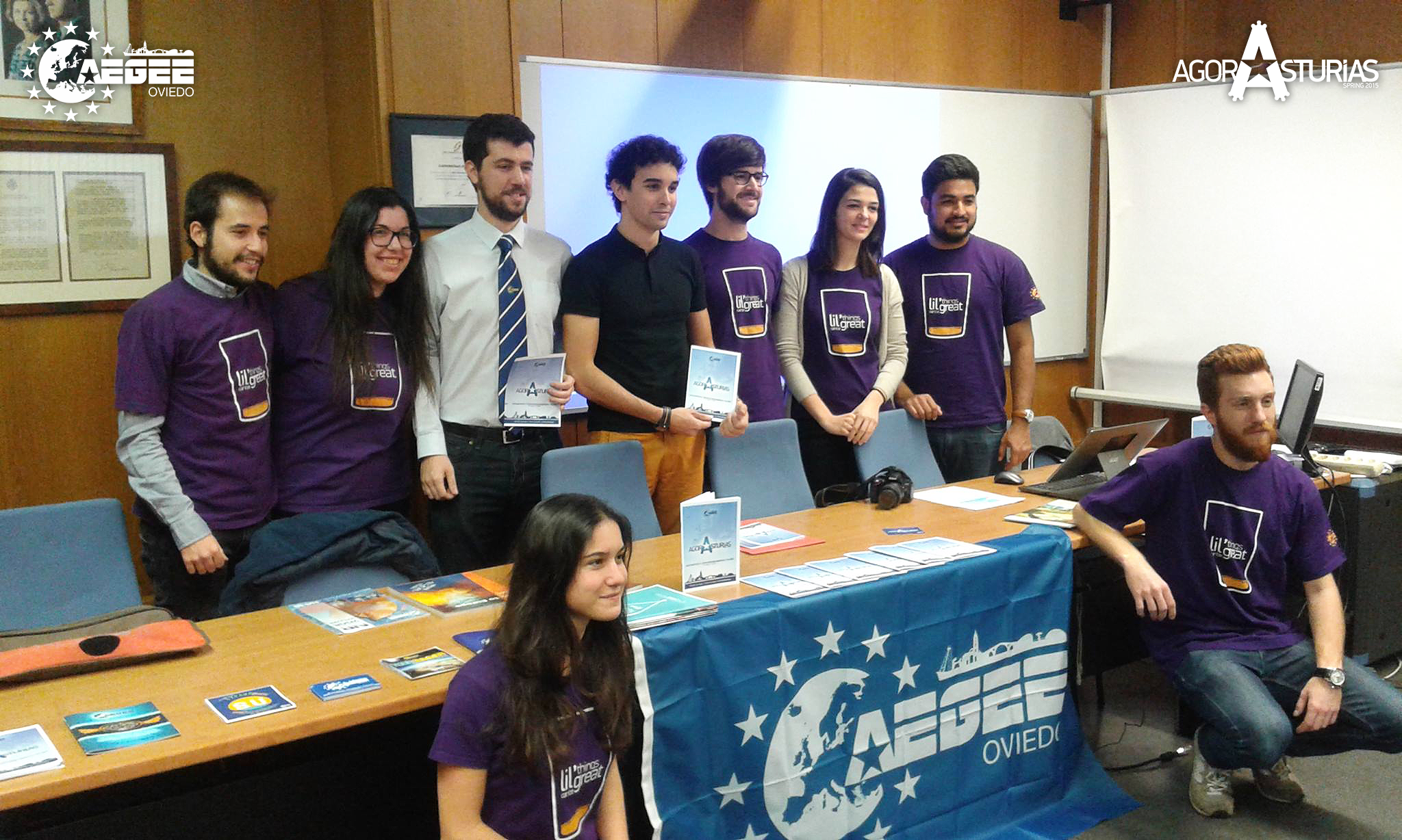AEGEE-Oviedo gets ready for an unforgettable Agora in Asturias