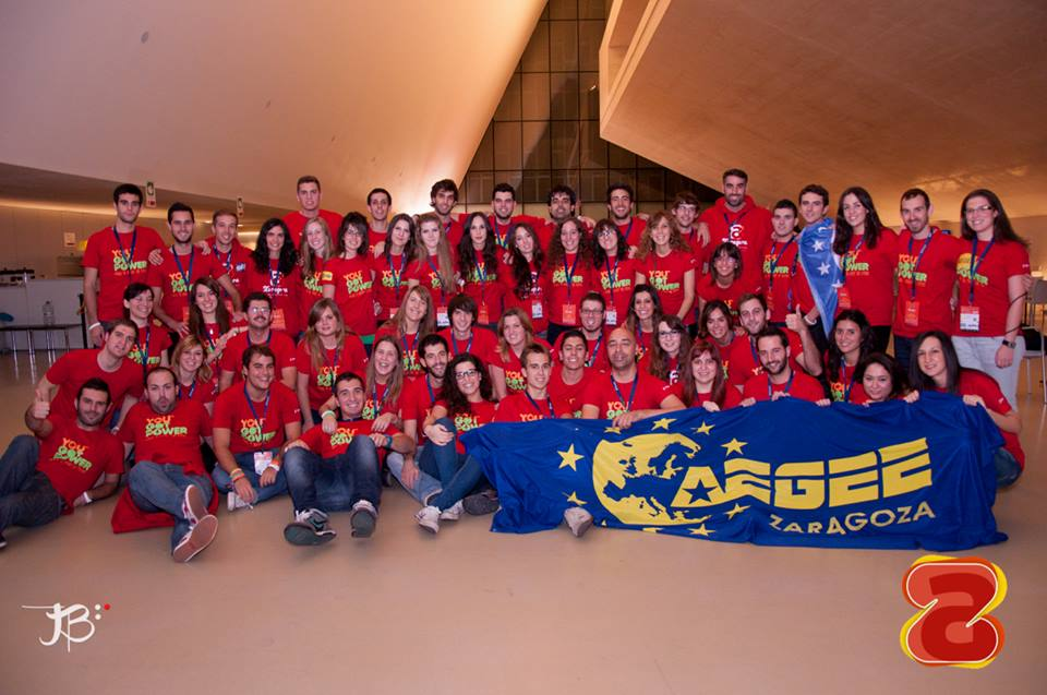 Local of the Month AEGEE-Zaragoza: Strong friendship is the key to success