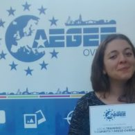 "Laura Pérez for the Network Commission: ""Locals, AEGEE-Europe and European bodies are really all in this together"""