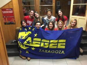 Board AEGEE-Zaragoza
