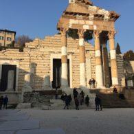 CD on Track: Tekla's Fourth Stop in Brescia