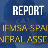 Attending the General Assembly of IFMSA in Spain: a Report from Alejandra