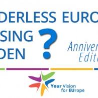 Borderless Europe: Blessing or Burden?