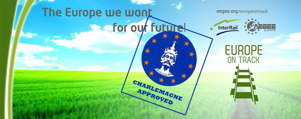 Charlemagne Youth Prize for Europe on Track