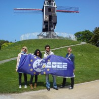 Local of the Month (June) – AEGEE-Brussels/Bruxelles and the co-management discussion at the European Parliament