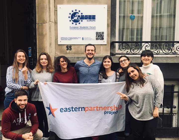 Closer to the European Neighbourhood: The Eastern Partnership Project
