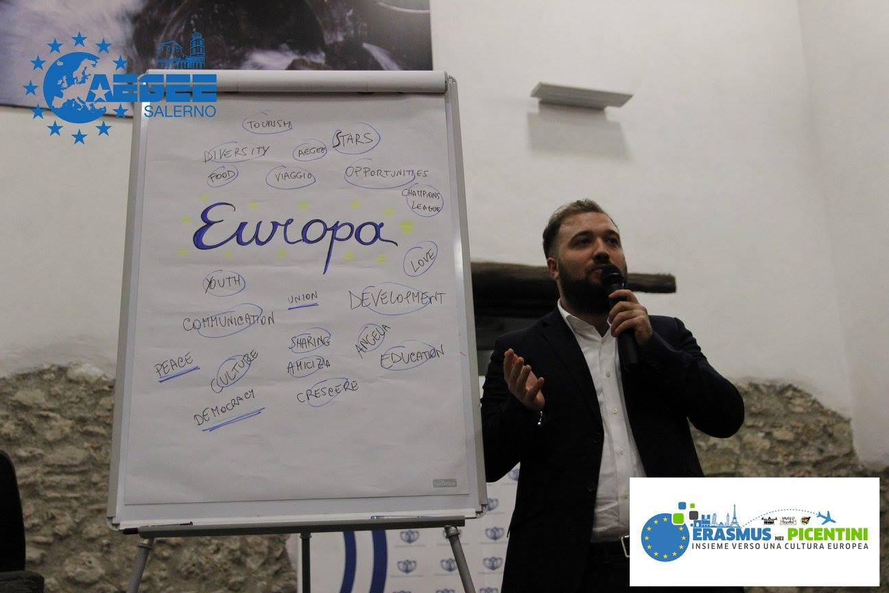 "ACTive Local of October-AEGEE-Salerno: ""Organising activities related to the Action Agenda/Strategic Plan could be a good recruiting strategy"""